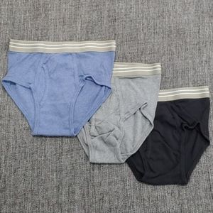 3-pack Basic Editions Classic Brief (NWOT)